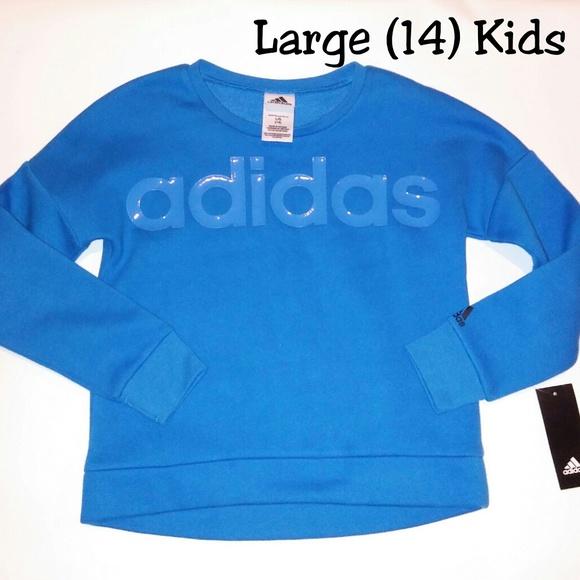 adidas Shirts \u0026 Tops | Kids Sweater